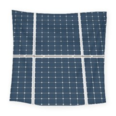 Solar Power Panel Square Tapestry (large) by FunnyCow