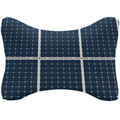 Solar Power Panel Seat Head Rest Cushion by FunnyCow