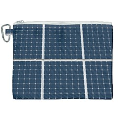 Solar Power Panel Canvas Cosmetic Bag (xxl) by FunnyCow