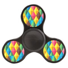 Background Colorful Abstract Finger Spinner