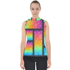 Background Colorful Abstract Shell Top
