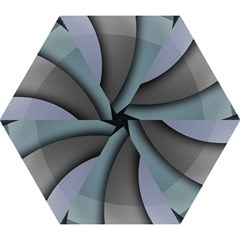 Abstract Background Abstraction Mini Folding Umbrellas by Nexatart