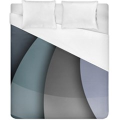 Abstract Background Abstraction Duvet Cover (california King Size)