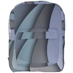 Abstract Background Abstraction Full Print Backpack