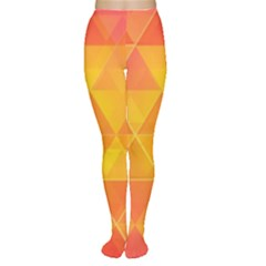 Background Colorful Abstract Women s Tights