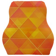 Background Colorful Abstract Car Seat Velour Cushion