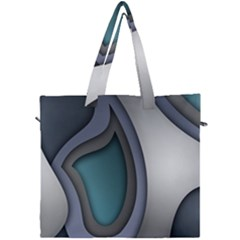 Abstract Background Abstraction Canvas Travel Bag