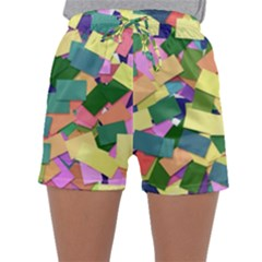 List Post It Note Memory Sleepwear Shorts