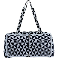 Triangle Pattern Simple Triangular Multi Function Bag