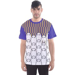 Fgo Medjed Shirt Men s Sports Mesh Tee