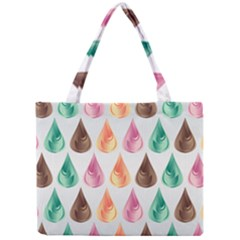 Background Colorful Abstract Mini Tote Bag