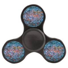 Water Color Orange Finger Spinner by FunnyCow