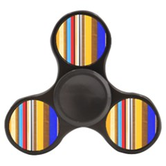 Colorful Stripes Finger Spinner by FunnyCow