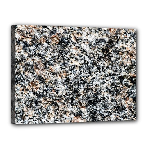 Granite Hard Rock Texture Canvas 16  X 12  by FunnyCow