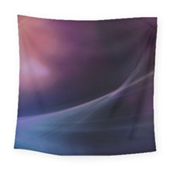 Abstract Form Color Background Square Tapestry (large) by Nexatart