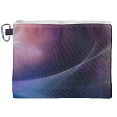 Abstract Form Color Background Canvas Cosmetic Bag (xxl) by Nexatart