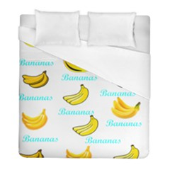 Bananas Duvet Cover (full/ Double Size) by cypryanus