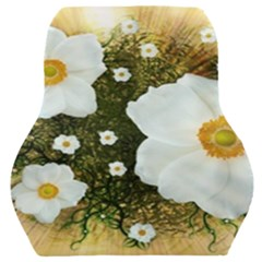 Summer Anemone Sylvestris Car Seat Back Cushion