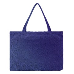 Fractal Rendering Background Blue Medium Tote Bag