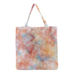 Wallpaper Design Abstract Grocery Tote Bag