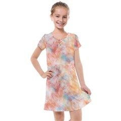 Wallpaper Design Abstract Kids  Cross Web Dress by Nexatart