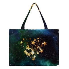 Heart Love Universe Space All Sky Medium Tote Bag