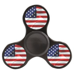 American Usa Flag Finger Spinner by FunnyCow