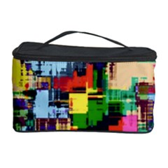 Color Abstract Background Textures Cosmetic Storage Case