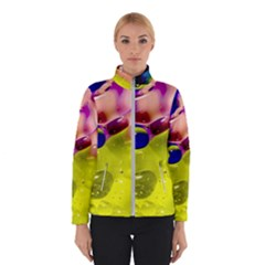 Abstract Bubbles Oil Winterwear by Nexatart