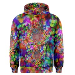 Background Color Pattern Structure Men s Pullover Hoodie