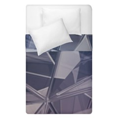 Abstract Background Abstract Minimal Duvet Cover Double Side (single Size)