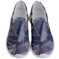 Abstract Background Abstract Minimal Men s Lightweight Slip Ons