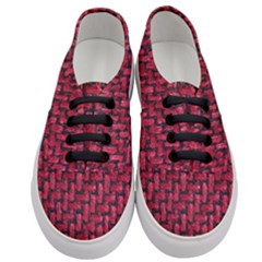 Fabric Pattern Desktop Textile Women s Classic Low Top Sneakers