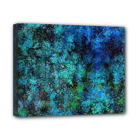 Color Abstract Background Textures Canvas 10  X 8