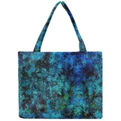 Color Abstract Background Textures Mini Tote Bag by Nexatart