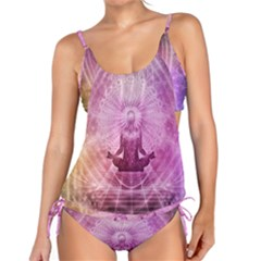 Meditation Spiritual Yoga Tankini Set