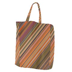 Background Texture Pattern Giant Grocery Tote