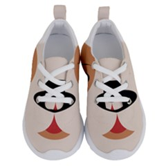 Dog Animal Boxer Family House Pet Running Shoes