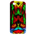 Faces Apple iPhone 4/4S Hardshell Case (PC+Silicone) View2