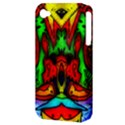 Faces Apple iPhone 4/4S Hardshell Case (PC+Silicone) View3