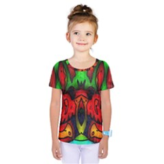Faces Kids  One Piece Tee