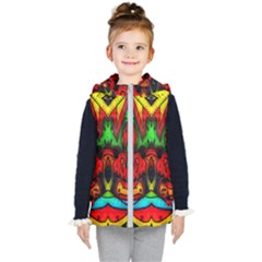 Faces Kid s Hooded Puffer Vest