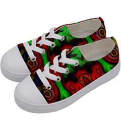 Faces Kids  Low Top Canvas Sneakers
