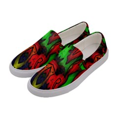 Faces Women s Canvas Slip Ons