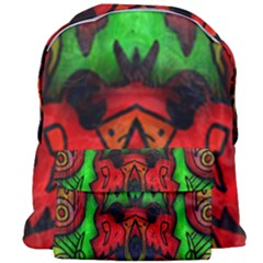 Faces Giant Full Print Backpack