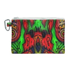 Faces Canvas Cosmetic Bag (Large)