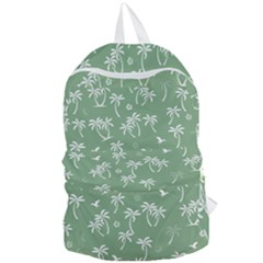 Tropical Pattern Foldable Lightweight Backpack by Valentinaart