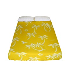 Tropical Pattern Fitted Sheet (full/ Double Size)