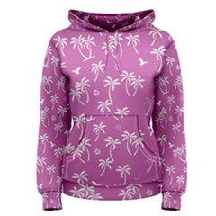 Tropical Pattern Women s Pullover Hoodie by Valentinaart