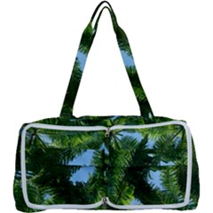 Paradise Under The Palms Multi Function Bag	 by CrypticFragmentsColors